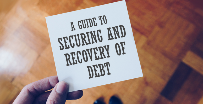 Recovery of Debt