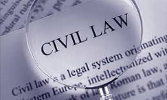 Civil Law and Litigation