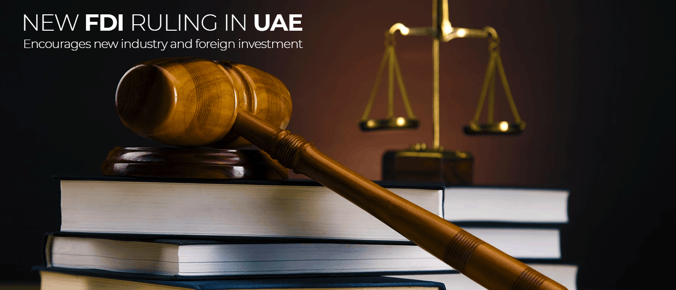 FDI Law in UAE
